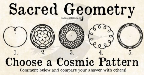 Sacred Geometry Test: Choose a Pattern
