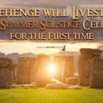 Stonehenge will Livestream Druid's Summer Solstice Celebration for the first time