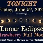 Lunar Eclipse, June 5th