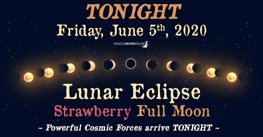 Lunar Eclipse, June 5th