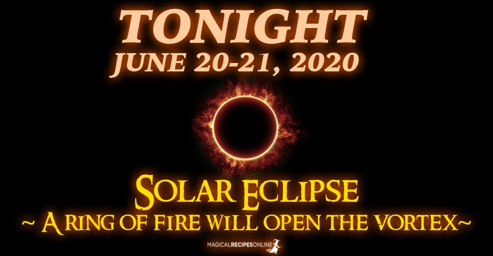 Solar Eclipse and New Moon in Cancer – 20/21 June 2020