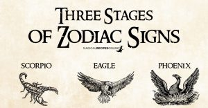 Stages of Zodiac Signs