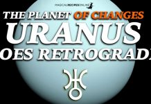 Retrograde Uranus 2020: Astrology and Magic
