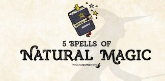 5 Natural Magic Spells