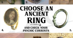Choose an Ancient Ring