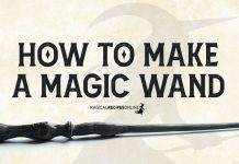 How to make a Magic Wand
