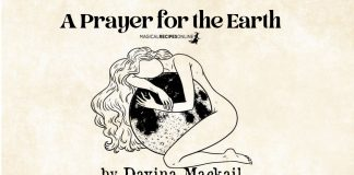 A Prayer for the Earth (By Davina Mackail)