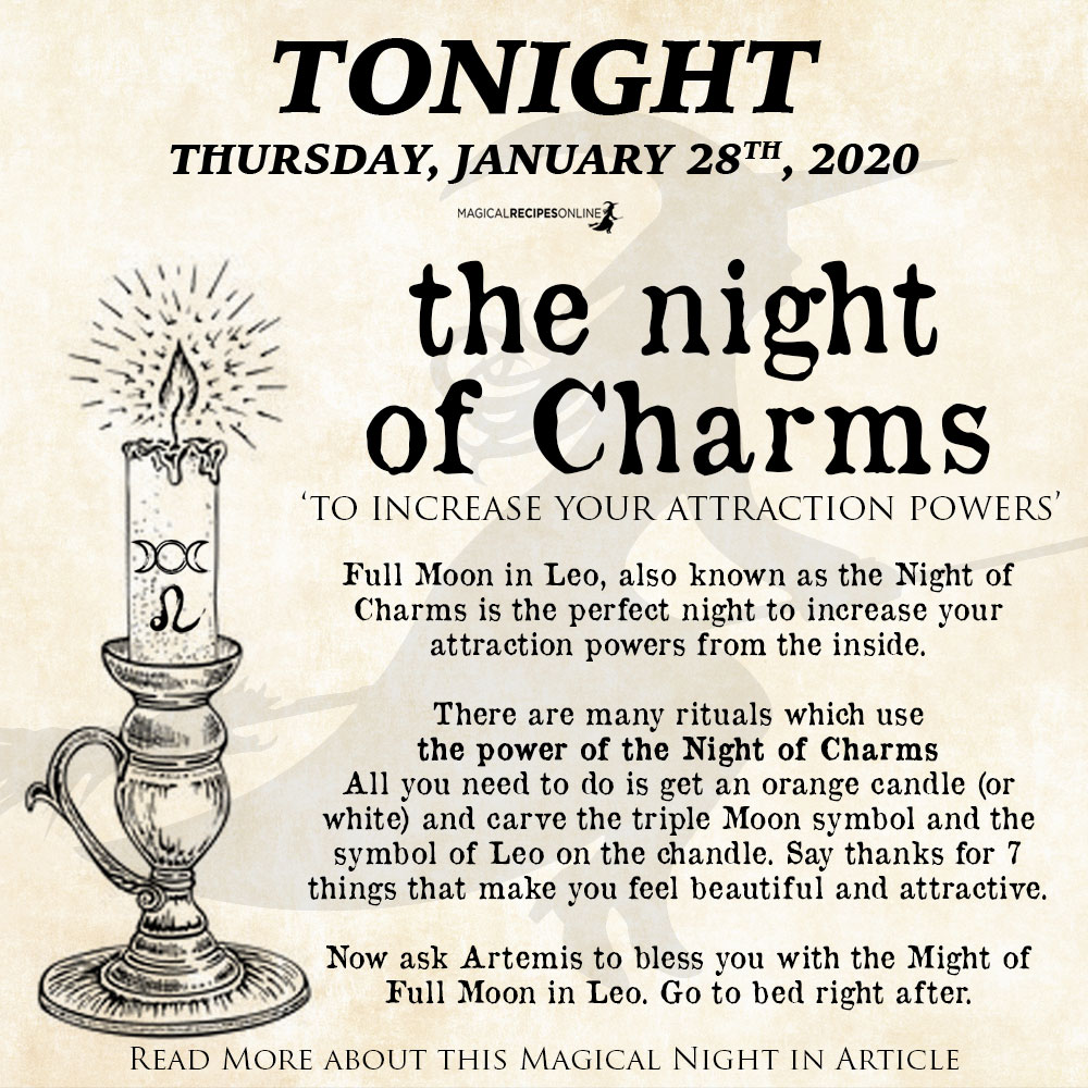 night of Charms