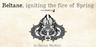 Beltane – Igniting the fire of Spring With Davina Mackail