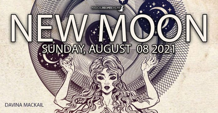 New moon in Leo and Lion's Gate Portal – Dream Big - it's Manifesting Heaven! Davina Mackail