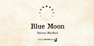 Full Moon in Aquarius, August 22nd – Once in a Blue Moon Davina Mackail