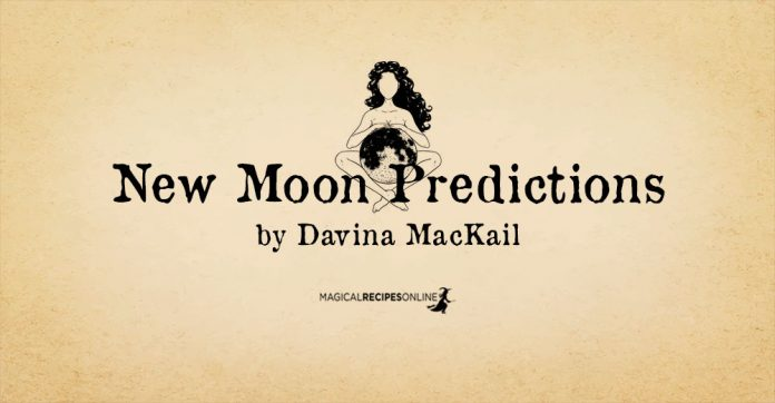 New Moon in Virgo September 6/7th – New brooms Sweep Clean Davina Mackail